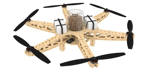 Dronecoria: Open Source Restoration - WDCD Climate Challenge