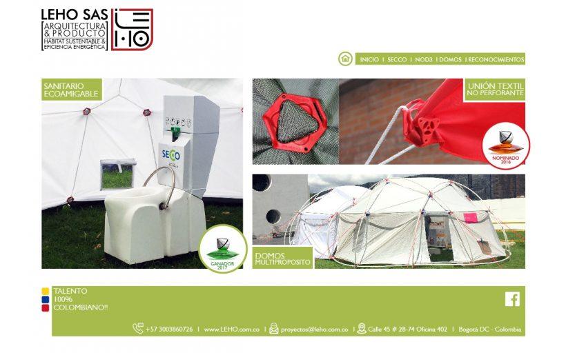 SECCO. Portable dry toilet unit