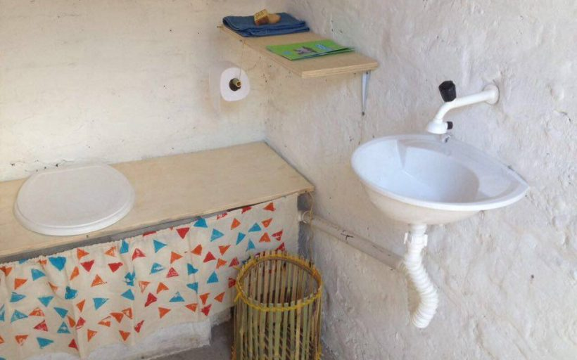 Climate Change Toilet School (CCTS)