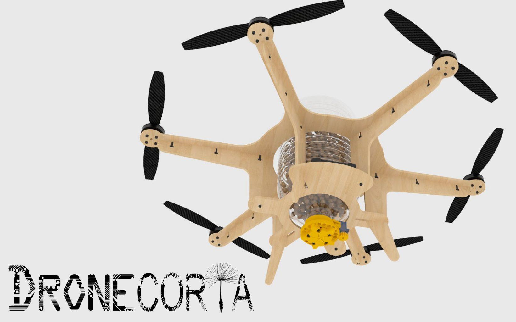 Dronecoria: Open Source Restoration