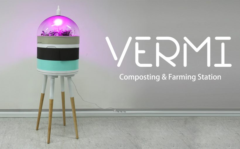 VERMI  – Composting & Farming Station