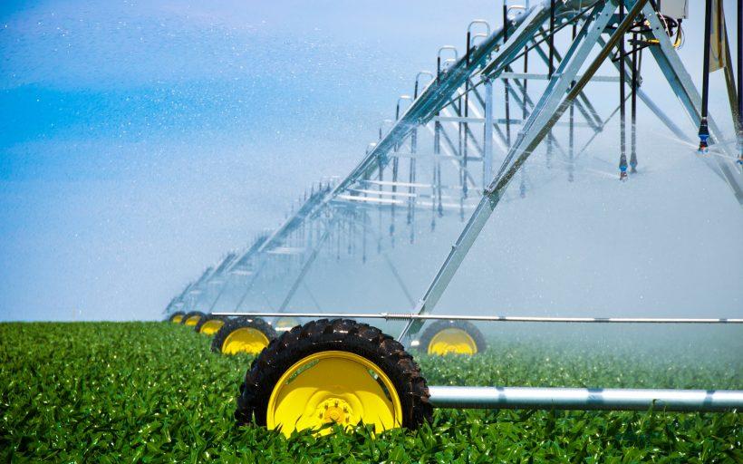 Sensoterra: more crop per drop