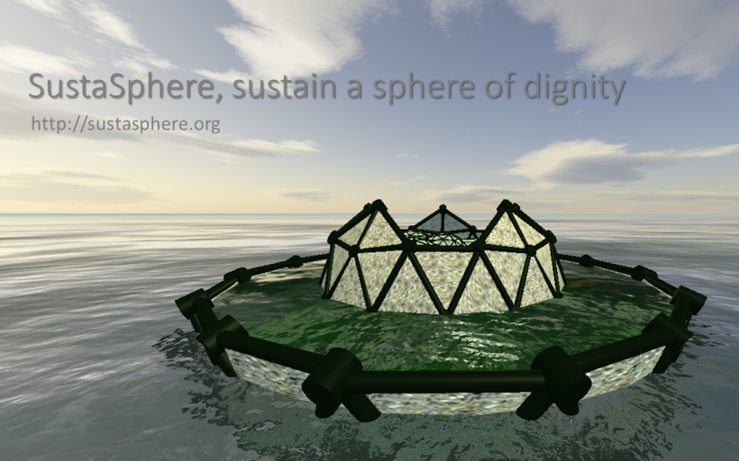 SustaSphere, sustain a sphere of dignity
