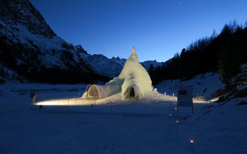 Artificial Glaciers-Receding Mountain Woes