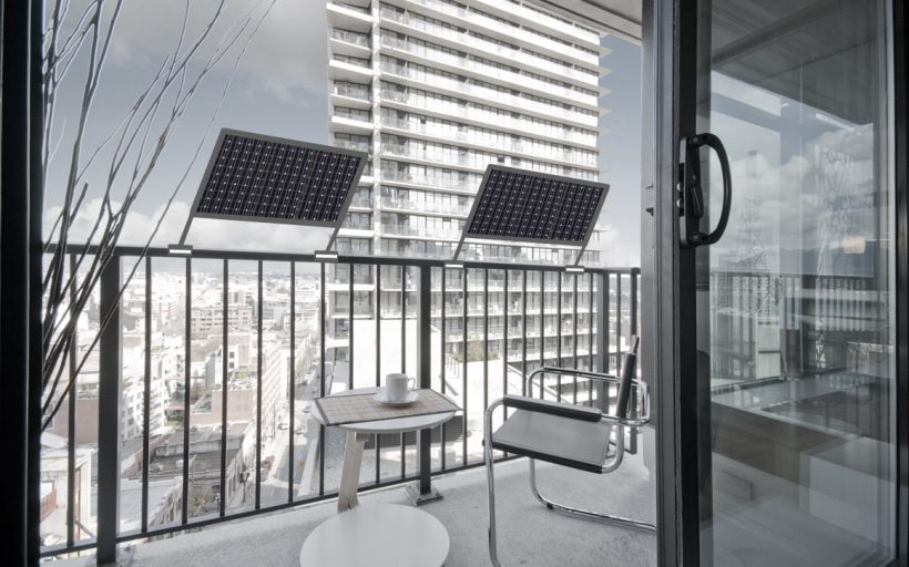 Design innovation and renewable energy to catch up with ecology