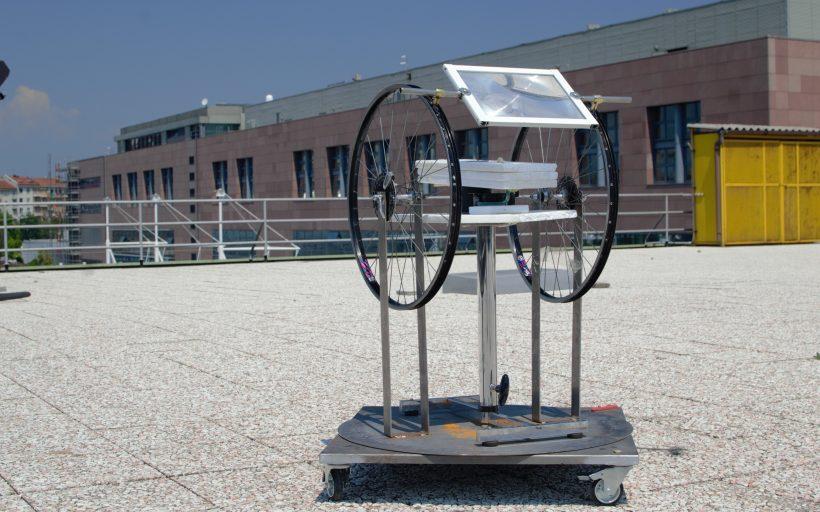 DeSALT desalinator – drinking water from the Sun
