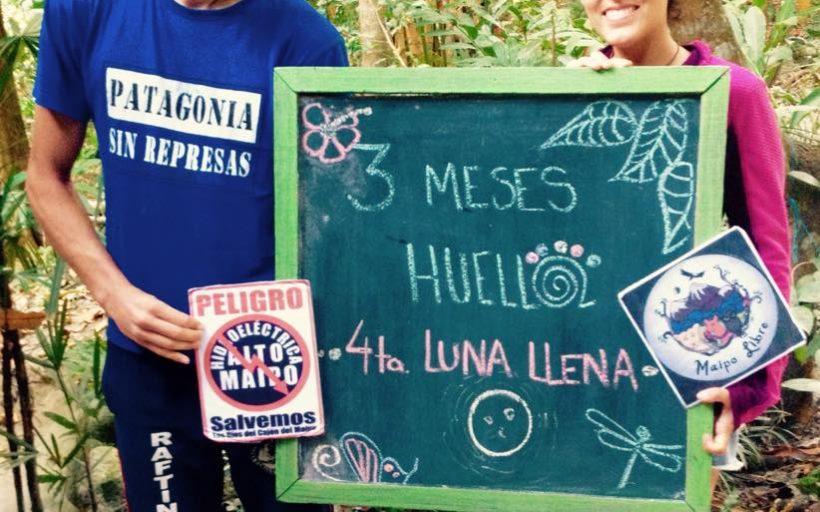 Proyecto Voluntariado Huella