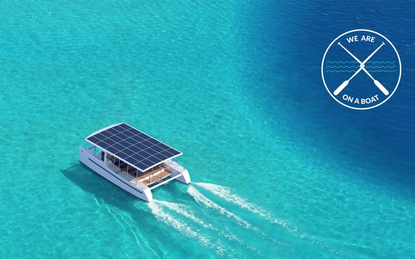 A platform exclusively for eco-friendly boats.