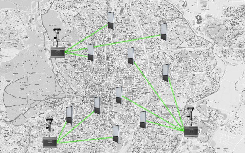 Zora – Interactive Urban Installation