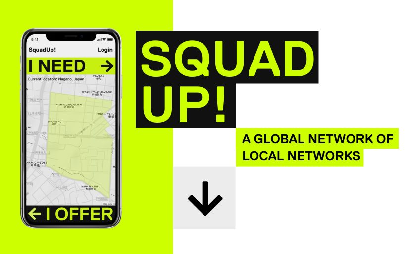SquadUp! A global network of local networks