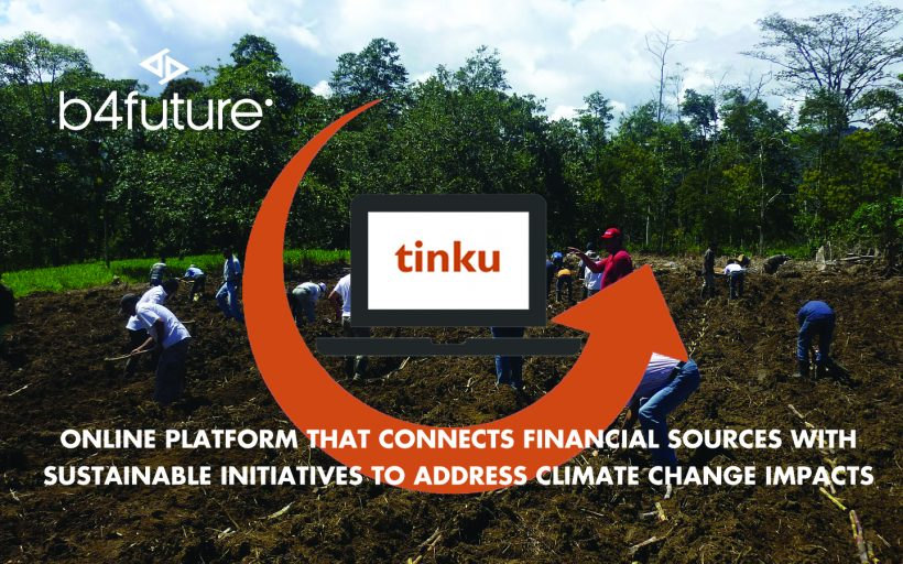 Tinku connecting business opportunities for resilient communities