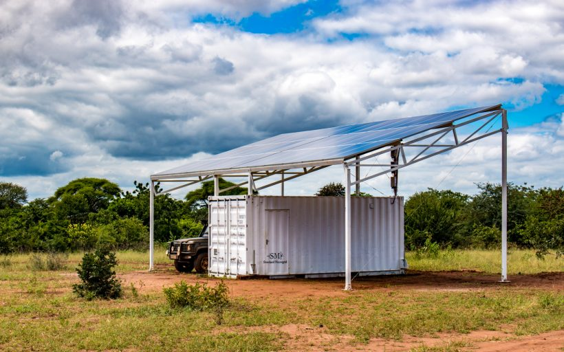 Re-imagining power with standardized, scalable and smart microgrids