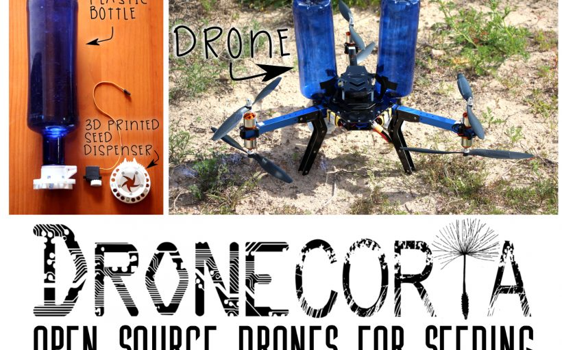Dronecoria: Open Source Drones for Seeding