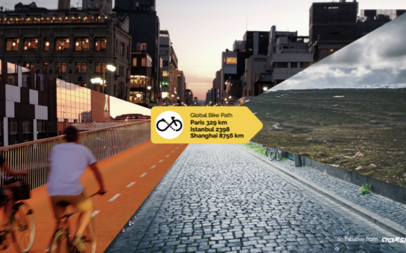 The Global Bike Path: 'the internet of bicycles'