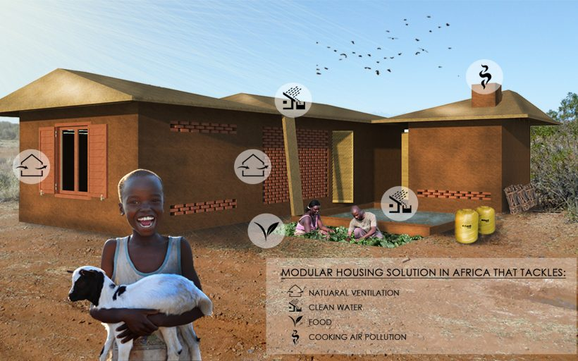 Modular Housing Solution in Africa