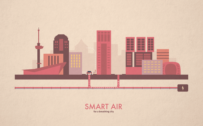 SMART AIR – for a breathing city