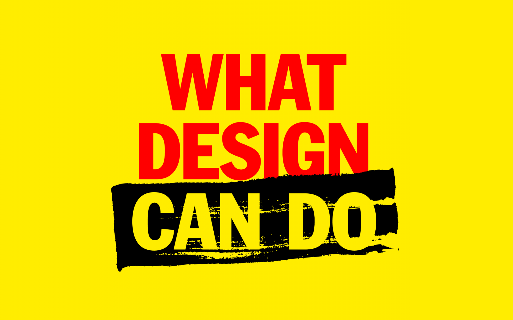 About What Design Can Do