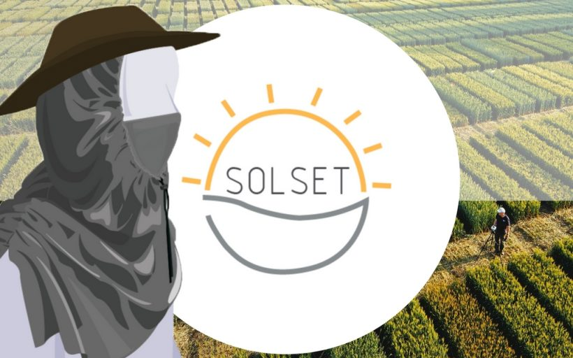 SOLSET: Protection against sunrays