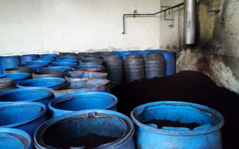 Khepri Nutrient Bioconversion Project
