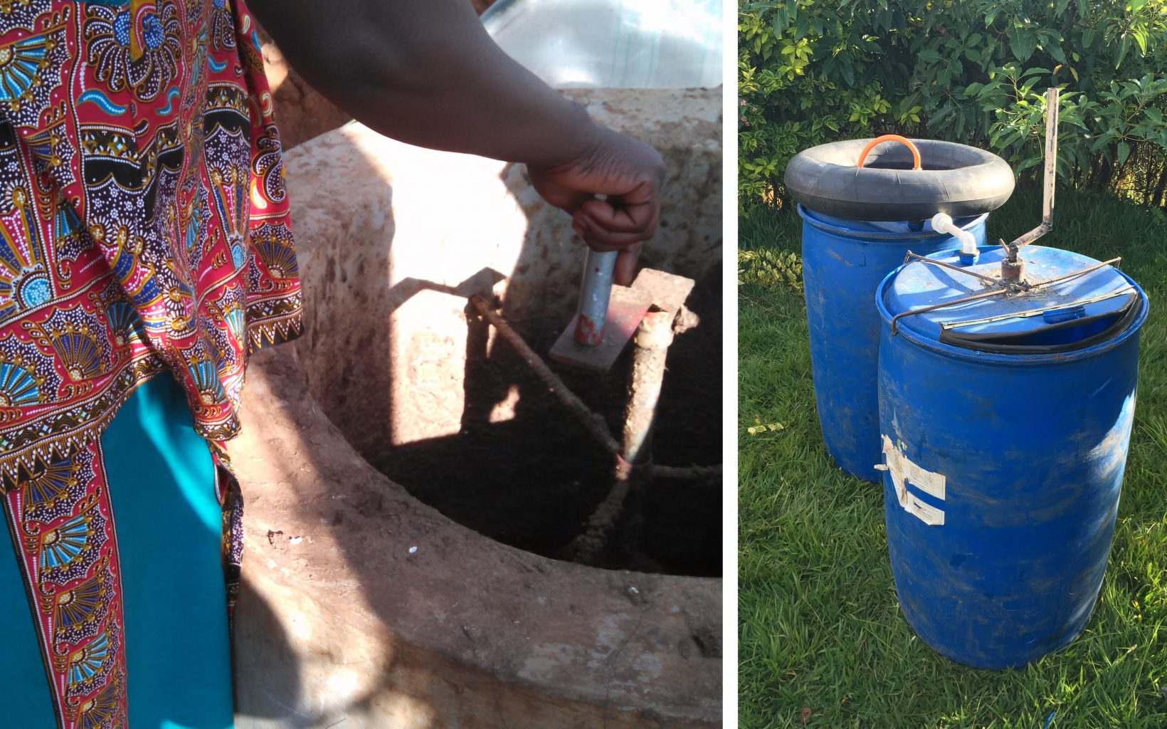 Human-Centered Design of Biogas Solutions for Small Scale Rwandan Farmers