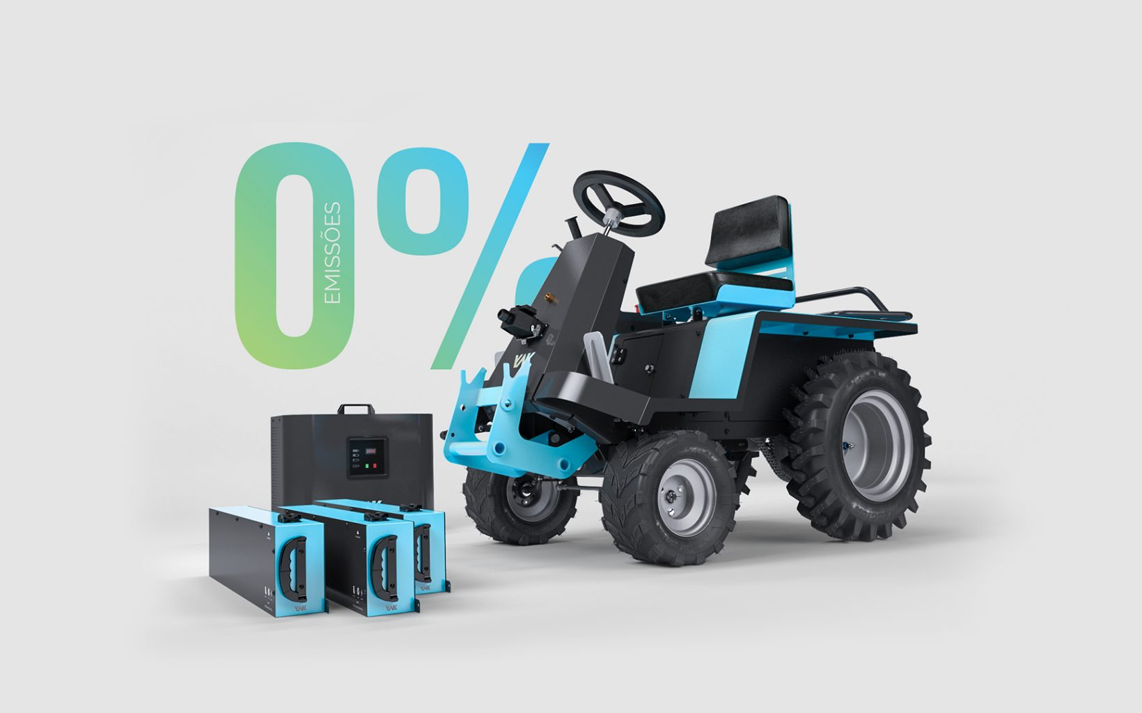 YAK – Electric Small Tractor
